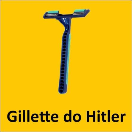 gillete do hitler