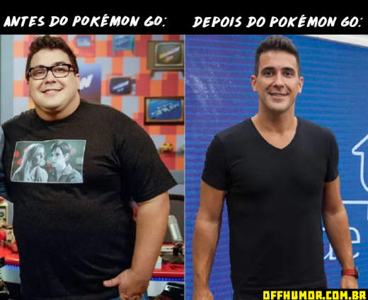 antes do pokemon depois do pokémon